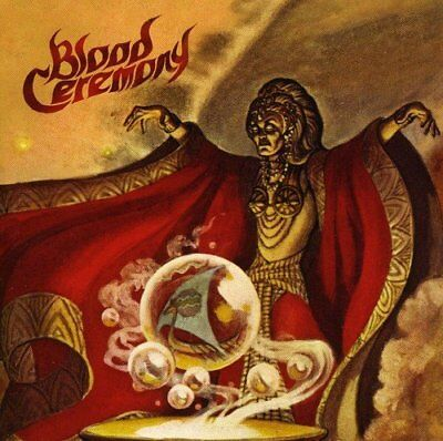 Blood Ceremony - Blood Ceremony - Audio CD (E4a)