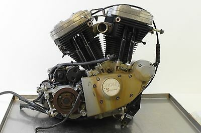 2001 Buell M2 Cyclone  COMPLETE RUNNING Engine Motor 43K XL1200 Sportster