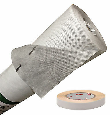 Roof Roofing Breathable Membrane EXPRESS BASE 95g & Double Sided Adhesive Tape