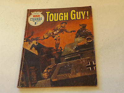 WAR PICTURE LIBRARY NO 402!,dated 1967!,GOOD for age,great 50!YEAR OLD issue.