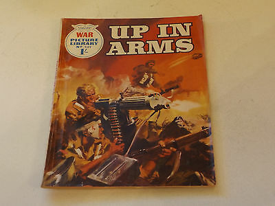 WAR PICTURE LIBRARY NO 449!,dated 1968!,GOOD for age,great 49!YEAR OLD issue.