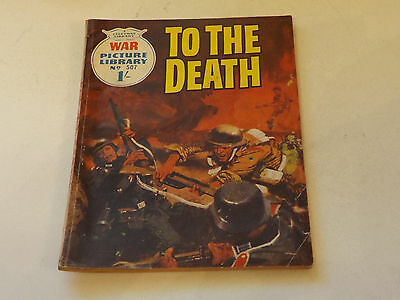 WAR PICTURE LIBRARY NO 507!,dated 1969!,GOOD for age,great 48!YEAR OLD issue.