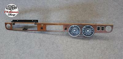 Fiat 125 Special dashboard instruments panel