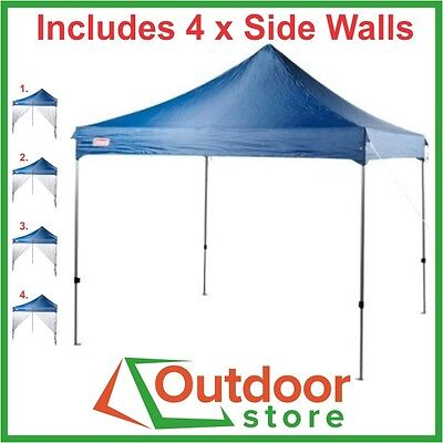 Coleman 3x3 Deluxe Gazebo Shelter Market Stall Marquee - Free to Melb/Syd/Adel