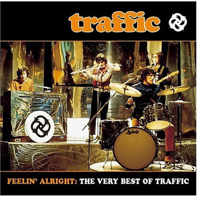 New Definitive Collection - Traffic - Rock & Pop Music CD