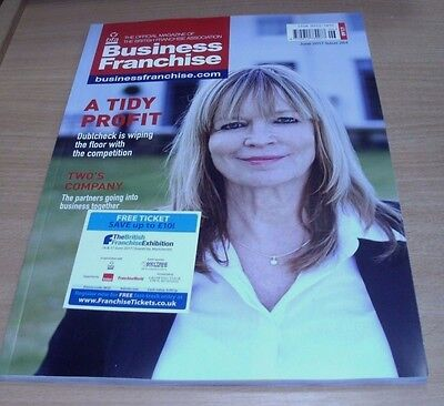 Business Franchise magazine JUNE 2017 Issue #264 Dublcheck wiping the Floor