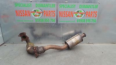 NISSAN PRIMASTAR 1.9 Mk2 05-10 EXHAUST FRONT CAT AND PIPE