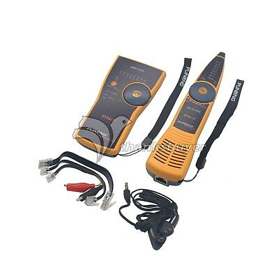 Line Diagnose Tone Tracer PN-F LAN Network Cable Tester Telephone Tracker BE