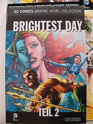 DC Comics Graphic Novel Collection Sonderband 9 Brightest Day Teil 2