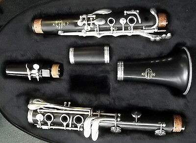 BUFFET E10 Bb CLARINET, WOODEN INTERMEDIATE INSTRUMENT