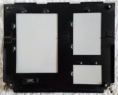 """Photo darkroom 4-in-1 easel for 8""""x10"""", 5""""x7"""", 3.5""""x5"""", 2.5""""x3.5"""""""