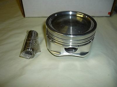 ARIAS # 3520100 forged pistons NEW! NISSAN SR20DET turbo/boost 8.5:1 WITH RINGS