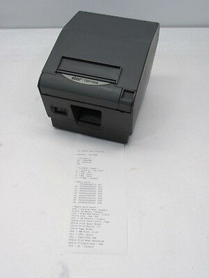 Star TSP700II Thermal POS Receipt Printer #1