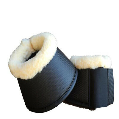 Fur Top PVC Outer Neoprene Over Reach Boots - Various Sizes