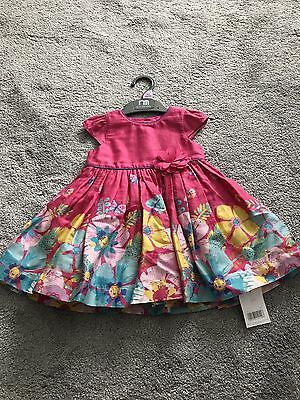 Mothercare Baby Girl Dress Size 6-9 Months