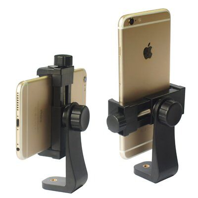 Universal Smartphone Tripod Adapter Cell Phone Holder Mount For iPhone Samsung