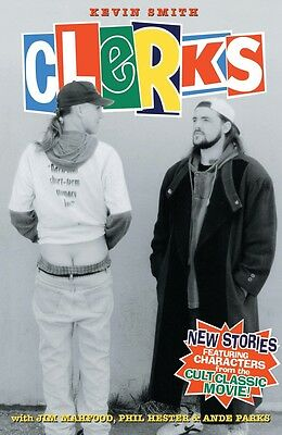 Clerks: Comic Book:  by Kevin Smith, Jim Mahfood  1st print 2001 Image Comics