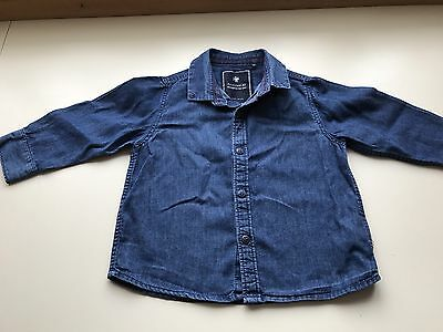 NEXT Baby Girls Blouse Age 12-18 Months