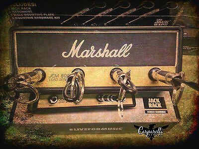Official licensed Marshall Standard JCM800 Amplification Jack Rack by Pluginz