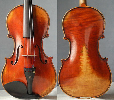 "15"" Professional antique handmade Viola 380mm, vintage varnish, mellow tone"