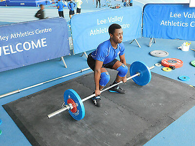 The 'Club' Olympic Weightlifting Platform - Weight Training Floor