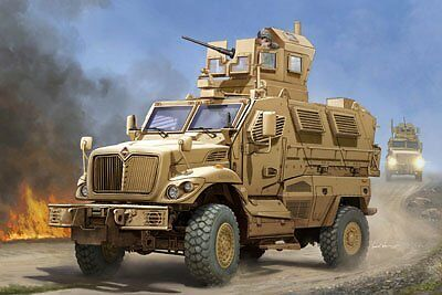 931 1/16 US M-ATV MRAP MaxxPro Vehicle TSMS0931 Trumpeter Scale Models