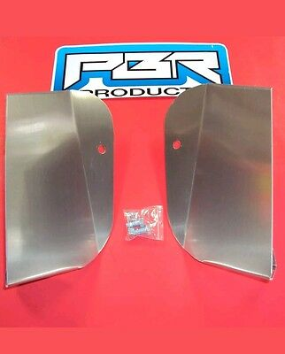2004 thru 2007  Honda TRX 400EX Air Scoops .090 aluminum