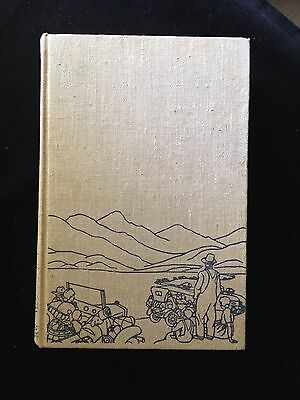 The Grapes of Wrath John Steinbeck Hardcover 1st Edition / 12th Printing 1940