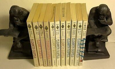 Lot of 11 Elizabeth Oldfield Harlequin Presents Romance paperback books