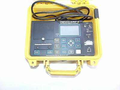 Engineering Solutions OMNIGUARD 4 Differential Pressure Recorder Free Shipping!!