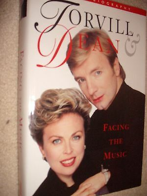 Torvill And Dean Signed Ice Skating Autobiography
