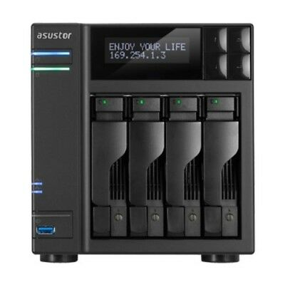 NEW AS7004T 29AS-7004T ASUSTOR NAS AS7004T....d.
