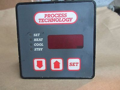 New PROCESS TECHNOLOGY  DM15D   DIGITAL TEMPERATURE CONTROLLER 120/208 VAC 5A
