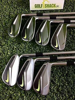 Nike Vapor Pro Forged Irons 4-Pw with KBS Tour C-Taper Stiff Flex Shafts (1933)