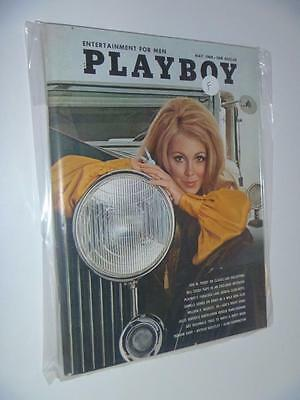 👄 Vintage Playboy Magazine May 1969 Complete with Centerfold 👄