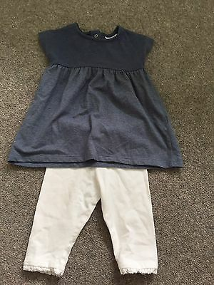 Next Summer Outfit Leggings And Top 3-6 Months