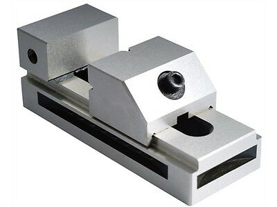 "Precision Screwless Vise Jaw Width 2"" Jaw Depth 1"" Jaw Opening 3 1/4"