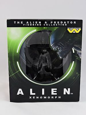 ALIEN Xenomorph THE ALIEN & PREDATOR FIGURINE COLLECTION Eaglemoss NEW 1/16 MISB