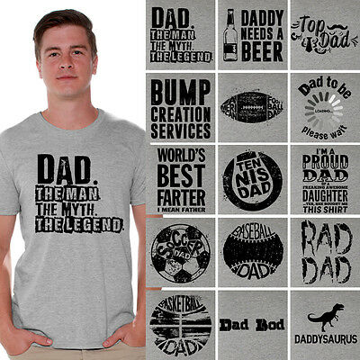 b7b1be94 Dad Shirt Perfect Gift for Fathers Day Gray Dad Bod Daddysaurus Daddy T  Shirt