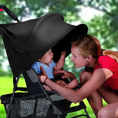Summer Infant ,UV Sun Shade Canopy,Adjustable Hood shade,Universal,Stroller.