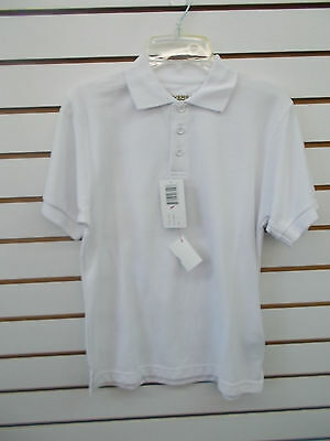 Premium Boy/'s Authentic Sportswear Stain Guard Polo AN3 Navy Size 10//12 NWT