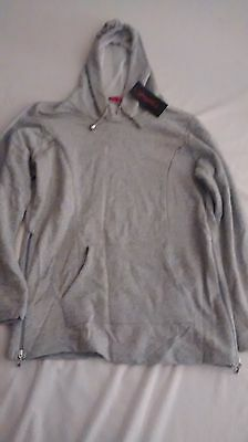 Purpless Maternity / Nursing Hoodie Gray XL (women's 14)