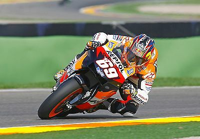 Nicky Hayden - Repsol Honda 2006 - A1/A2/A3/A4 Photo/Poster Print