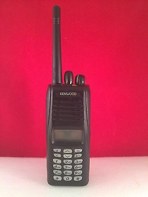 Kenwood NX210 G K2 Portable VHF Radio with charger