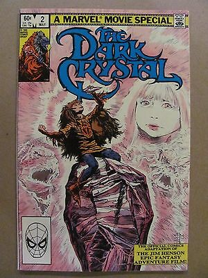 The Dark Crystal ##2 Complete 1983 Series Jim Henson Movie