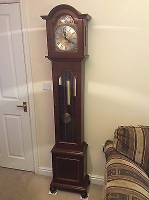 A Fine Westminster Chiming Longcase Clock By Kieninger, Germany