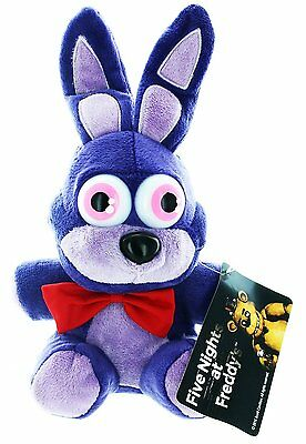 """Brand New Five Nights at Freddy's Plush 10"""" - Bonnie - Officially Licensed FNAF!"""