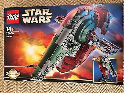 Lego 75060 Star Wars UCS - Slave I (Brand New In Box)