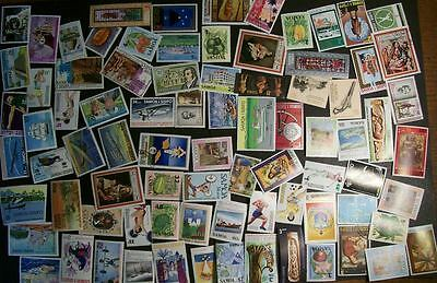 Samoa - 324 different stamps, nice colourful range (JH)
