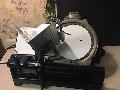 "Globe Manual Commercial Deli Meat Slicer  10.75"" Blade Heavy Duty"